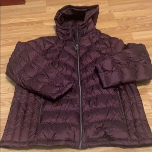 Michael Kors Packable Puffer Down Jacket
